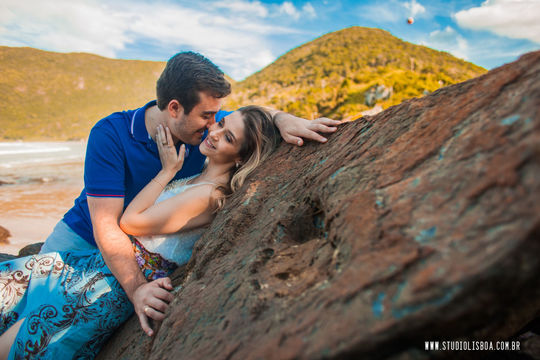 Pre Wedding Isabela e William